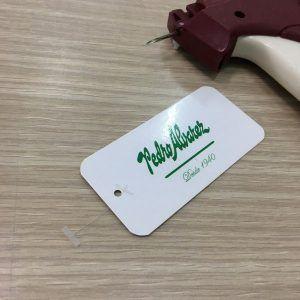 etiquetar con pistola